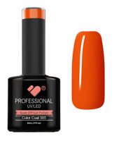 005 VB™ Line Neon Orange Hot Electric - UV/LED soak off gel nail polish