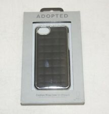 Adopted Cushion Wrap Case for iPhone 5 - Black/Silver