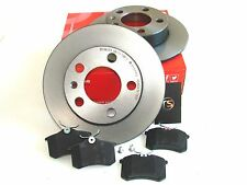Brembo Brake Discs Ø 10 5/16in + Brake Pads Honda Civic V VI VA Front New Set
