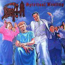 Death - Spiritual Healing Vinyl LP Cover Sticker or Magnet