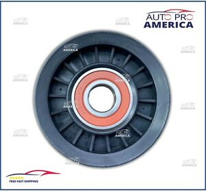 NEW DRIVE BELT TENSIONER PULLEY BUICK CADILLAC CHEVROLET DODGE FORD GMC 38009
