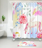 72x72/'/' Pokemon Shower Curtain Go Ball Fabric Bathroom Waterproof Bath Mat