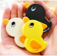 CB20* Sweet Cartoon Duck Penguin Stationery Correction Tape Belt Random 1PC