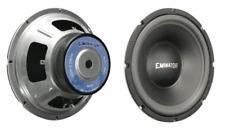 "Speakers Car Audio - Eminator EM2512 12"" 1200watt High Power Subwoofer"
