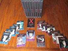 X or X/1999 Box Set DVD with Promotional Cards from Anime Expo 2002