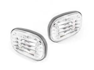 Indicator Lights for Toyota 94-03 RAV 4 Crystal Clear Guard Flasher