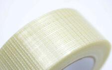 6x 2 60 Yards Bi Direction Fiberglass Reinforced Strapping Filament Tape 190 Lb