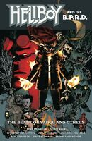 Hellboy and the BPRD Beast of Vargu & Others (2020) Dark Horse - TPB, NM (New)