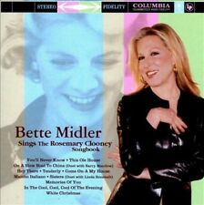 Sings the Rosemary Clooney Songbook by Bette Midler (CD, 2003, Columbia (USA))