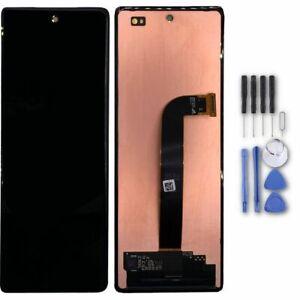 Samsung Display LCD Kompletteinheit für Galaxy Z Fold2 5G GH82-23943A Schwarz