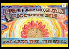 Italy 2018: Riccione-Postcard Official Poste Italiane