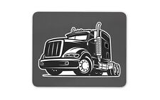 Cool Trucker Mouse Mat Pad-Camion Lorry LGV Vehicle Kids Poison PC ordinateur #8298