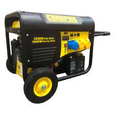 Generador portátil de gasolina campeón de arranque eléctrico CPG6500 6.0kVA 4 tiempos