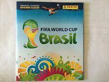 ALBUM PANINI WORLD CUP COUPE MONDE BRASIL BRESIL 2014 VIERGE VERSION ALLEMANDE