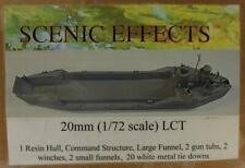 Monday Knight Resin Terrain 20mm  Landing Craft Tank - Mark 4 Pack New