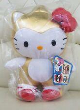 SDCC 2016 Toynami Gold Sonic X Hello Kitty Sanrio Plush Limited edition 1000