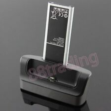 Dedicated Dock Cradle Desktop Charger Stand with OTG for Samsung Galaxy Note 4
