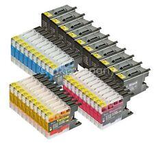 40 Patronen für Brother Drucker MFC-J5910DW LC 1280 XXL NEU inkcompany SET