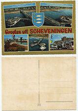 28237 - Groeten uit Scheveningen - alte Ansichtskarte