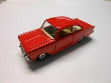 Rar: Opel Kadett A Coupé rot von Politoys-M Nr. 510 in 1:43