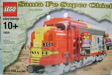 Lego Train #10020 Santa Fe Super Chief NEW Sealed
