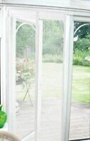 Magnetic Insect Door Screen - White [Kitchen & Home]