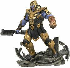 Marvel Milestones Avengers 4 Armored Thanos Statue by Diamond Select