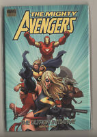 The Mighty Avengers The Ultron Initiative Hardcover Bendis Frank Cho Marvel