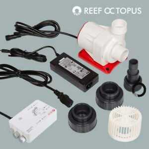 Reef Octopus VarioS 4 Controllable Circulation Pump for Aquariums Rated 1050 GPH
