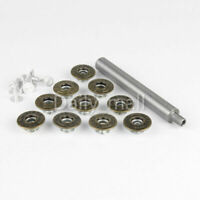 """One tool +20/50/500 Look Fine Jeans Tack Snap Button Stud Rivet NO-SEW 17mm 5/8"""""""