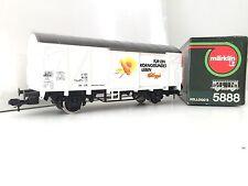 Märklin 5888 Kellogs 1 Gauge Freight Car neuzsutand Original Box