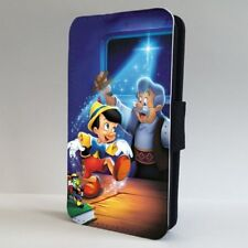 Pinocchio Geppetto Disney FLIP PHONE CASE COVER for IPHONE SAMSUNG