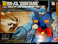 RX-75 Guntank Prototype Long-Range - Bandai Kit 1:144 19714 Gundam UC