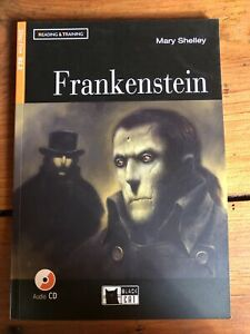 LIBRO FRANKENSTEIN + CD  Audio