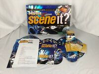 2007 Movie 2nd Edition Scene It? DVD Board Game Mattel K8817