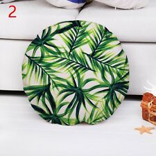 BN Tommy bahama style Round cushion cover LINEN COTTON #2