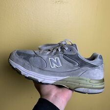 brand new 6ae60 f9b4a New Balance Mens Classic 993 Athletic Running Shoes Grey D MR993GL Sz 9