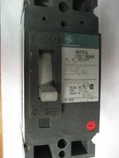 * General Electric 25 Amp 2 Pole Circuit Breaker Teb122025 . Wl-14