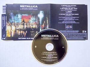 METALLICA * with Michael Kamen: Nothing Else Matters * VG+ (SINGLE-CD)