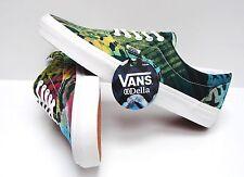 Vans Era Della Batik Multi Black VN-0VHQAW7 Men's Size 10