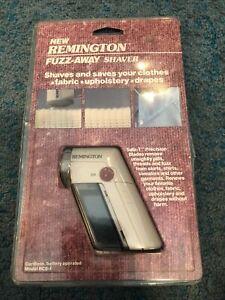 Remington Fuzz-Away Shaver Vintage 1987 Cordless Model RCS-1