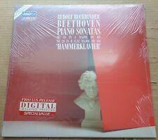 Rudolf Buchbinder BEETHOVEN Sonatas No.28 & 29 - London 411 960-1 SEALED