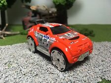 Hot Wheels CUSTOM WHEEL SWAP Red Mitsubishi Pajero
