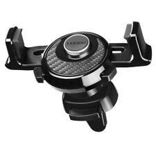 LEEIOO Universal Air Vent Mount Car Phone Holder with Easy One Touch for Galaxy