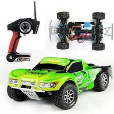 1/18 4WD 2.4G High Speed Radio Remote control RC RTR Truck Car Off Road 50km/h G