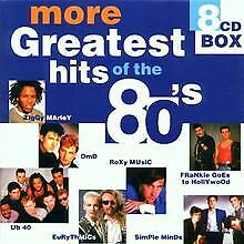 More Greatest Hits of the 80'S von Various | CD | Zustand sehr gut
