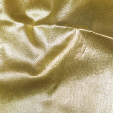 Metallic Paper Lame Fabric Nylon Costumes Dancewear Stagewear