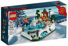 Lego 40416 - la Patinoire (ice Skating Rink)