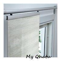 Ikea Anno Sanela Beige Natural Window Panel Curtain For