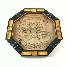 """C4 Labs Dice Tray 10"""" x10"""" Brave Little Mouse New"""